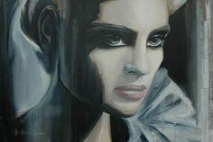 """Saatchi Art Artist Hesther Van Doornum; Painting, """"L'Opera"""" #art"""