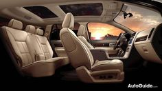 Lincoln MKX...I will take 2 please! :D