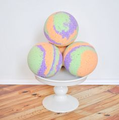 Halloween Candy Bath Bomb Vegan Bath Bomb Bath by BubblesEtcetera