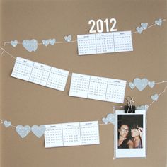 awesome calendar idea!