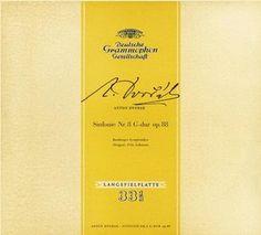 DVORAK Symphonie No. 8 - Lehmann - Deutsche Grammophon