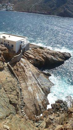Bild von der kykladischen Insel Sifnos...