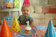 Stuck for ideas about how to entertain guests at your baby's first birthday party? This collection of games and activities offers a little something for guests of all ages to enjoy.