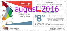 Free Printable Coupons: Great Clips Coupons Great Clips Coupons, Love Coupons, Coupons For Boyfriend, Great Haircuts, Free Printable Coupons, My Calendar, Grocery Coupons, Extreme Couponing