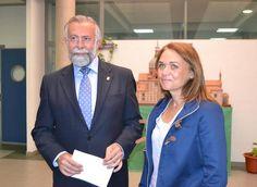 El alcalde recalca su compromiso y apoyo para con los emprendedores talaveranos en la inauguración del proyecto Girl Power - 45600mgzn