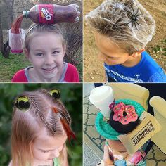 These Are the Ultimate Wacky Hair Day Ideas That Will Make Everyone's Jaws Drop
