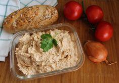 Nátierka z údenej makrely Meat, Chicken, Food, Essen, Meals, Yemek, Eten, Cubs