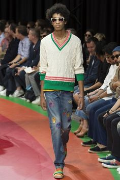 Paul Smith Spring/Summer 2017 Menswear Collection | British Vogue