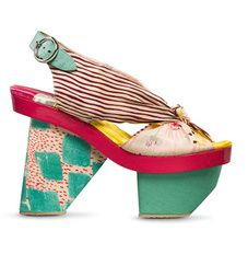 Les chaussures Kenzo