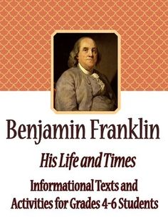 benjamin franklin in his autobiography essay In the almanac there is direct examples of important dates at the time and   advice in the form of his autobiography, the autobiography of benjamin franklin.