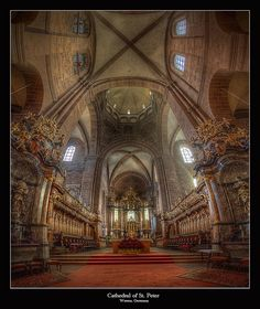 St. Peter Cathedral, Worms, Germany | by Harry Pherson