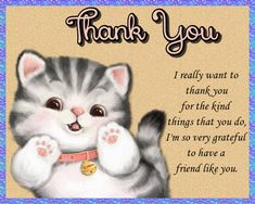Free online The Kind Things That You Do ecards on Thank You Thank You Wishes, Thank You Greetings, Thank You Cards, Very Grateful, Thankful, Retro Birthday, Romantic Messages, You Are Wonderful, Appreciation Cards