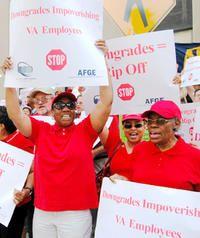 VA Downgrades Stopped as Vets Speak Out