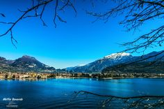 "Photo ""The small village on lake garda"" by Mattia Bonavida (@MattiaBonavida) #500px http://500px.com/photo/29624821"