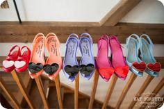 Vivienne Westwood Melissa wedding shoes