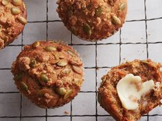 This recipe for spiced carrot cake muffins is so versatile: Top the muffins with streusel or bake as a cake and top with cream cheese icing.