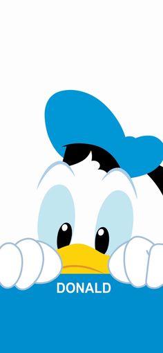 Disney Donald's Duck iPhone Wallpaper