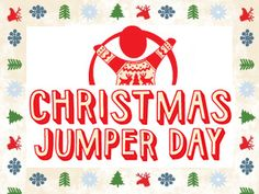 Happy Christmas Jumper Day x Novelty Christmas Jumpers, Xmas Jumpers, Lauren Laverne, Christmas Jumper Day, Mark Wright, Save The Children, Festival Fashion, Happy Holidays, Words