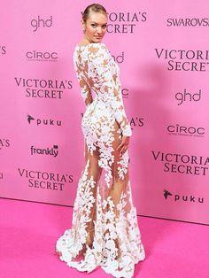 #Candice #VS #FashionShow #2014