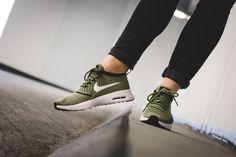 Nike - WMNS Air Max Thea Ultra Flyknit (grün) - 881175-300