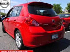 2012 #Nissan #Versa at Kline Nissan in Maplewood, MN. #NewCar #carshopping