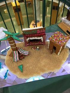 pepparkaksbygge pepparkakshus tomtebar Gingerbread