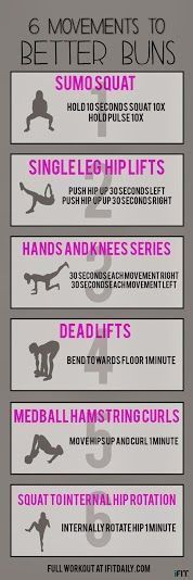 Butt workout. Build that booty!!!