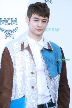 Minho♡MCM Candy Bag Party☆130329☆