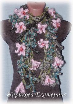 Шапочки, шарфы, накидки, шали Шапочки, шарфы, накидки, шали #744