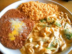 I just love Mexican food... This is my daughter favorite Mexican dish. Just serve with tortilla's and enjoy!