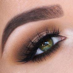 Warm Smokey Eye – Idea Gallery - Makeup Geek