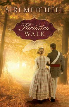 Giveaway at Relz Reviewz: Flirtation Walk by Siri Mitchell #BookGiveaway