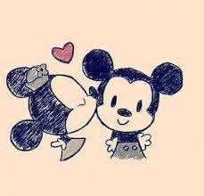 Mikie And Minnie Mouse Tumblr Ile Ilgili Gorsel Sonucu Desenhos