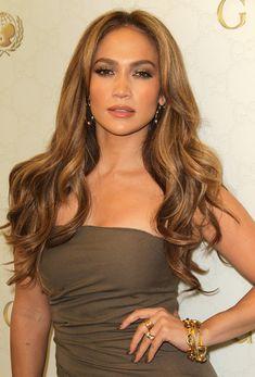 Jennifer Lopez Hair