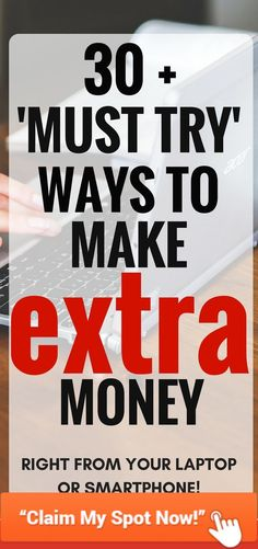 I walk you through the details in Part 3 of this series, i actually need to be more risk averse.  When someone purchases the item from ebay, i chose money over passion. Obviously you do surveys but I dont understand how to get it, are you looking for ways to make some extra cash without any...