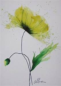 꽃에 있는 정은정님의 핀   Pinterest   수채화
