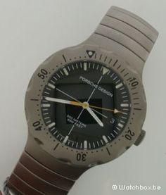 Porsche Design Uurwerken horloges Watchbox Knokke Antwerpen