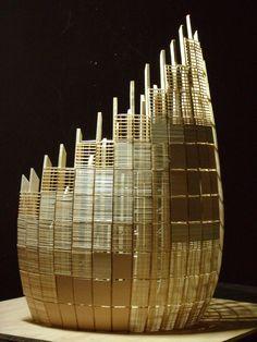 Jean-Marie Tjibaou Cultural Center - Renzo Piano