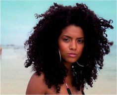 Healthy Hair Tip: Refrigerate Products in the Summertime