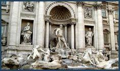 Nicola Salvi Fontana Trevi Roma