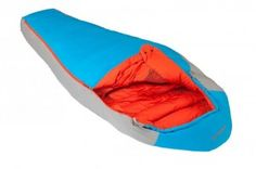 Vaude Cheyenne 500 - Daunenschlafsack Outdoor + Camping Schlafsäcke Komfort +5°C bis 0°C