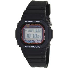 Casio Men's G-Shock GWM5610-1 Digital Resin Quartz Watch