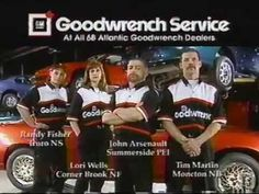 Goodwrench Service Atlantic Commercial 1998