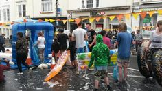 More people going down #RydeSlide .