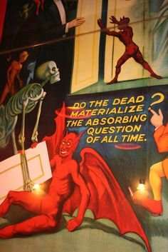 House On The Rock, Magician Posters