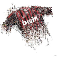 Made for the AC Milan season tickets promotion back in 2009 but never used.
