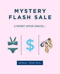 Loft: We're having a secret sale Email Newsletter Design, Email Design, Sale Gif, Sale Emails, New Years Sales, Secret Sale, Motion Design, Banner Design, Email Marketing