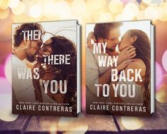 Cover Reveal - The Second Chances Duet by Claire Conteras