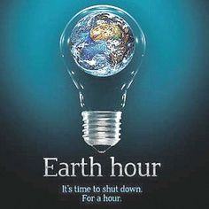 Earth Hour Timings 2016 - The Earth Images Revimage. Earth Hour Day, Earth At Night, Wwf Poster, Universe Today, Super Moon, Air Pollution, Mother Earth, Environment