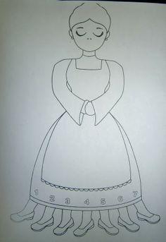 Προσχολική Παρεούλα : Η κυρά - Σαρακοστή κι ένα μικρό πουλάκι ( έθιμο από τον Πόντο )....